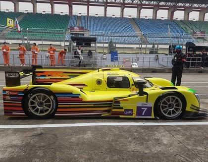 Āzijas 'Le Mans' 1.posmā Ķīnā uzvar Džekija Čana komanda, Calko 5.vieta klasē