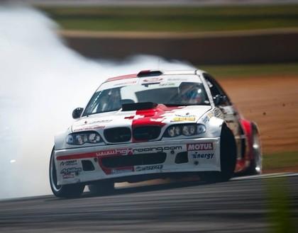 Blušs 'Formula Drift' Atlantas posma kvalifikācijā izcīna 3.vietu