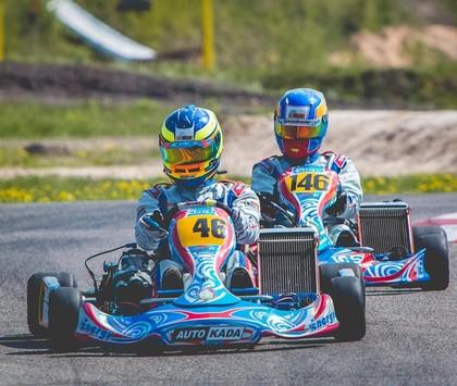 Nitišs kāpj uz goda pjedestāla Latvijas Kartinga čempionāta un Pro-Kart 2.posmā