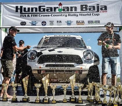 Bijusī WRC zvaigzne Hirvonens izcīna pirmo uzvaru rallijreidā