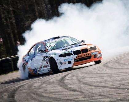 Latvijas drifta sezonas atklāšanā startēs arī titulētais Eglīte (VIDEO)