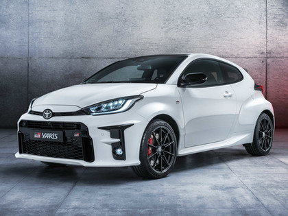 eSports WRC uzvarētājs iegūs 'Toyota GR Yaris' automašīnu