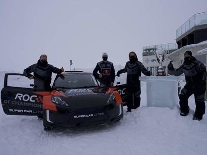 Pastrana, Kristofersons un Solbergi apstiprina dalību Race of Champions, kas notiks uz ledus