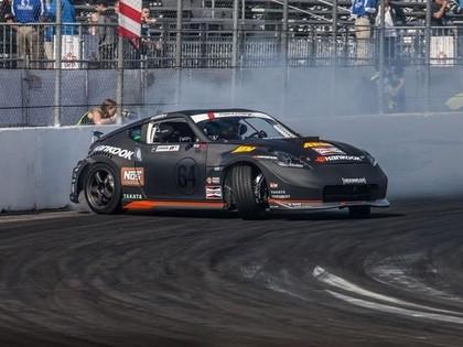 Veiksmīgi 'Formula Drift' pirmo posmu sācis debitants Blušs