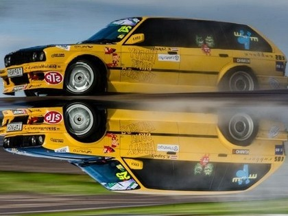 Jaunā drifta sezona ar vēl jaudīgākiem auto, nebijušām trasēm un vairāk dalībniekiem