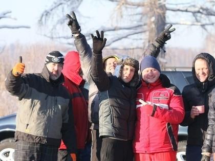 Neskatoties uz sniega trūkumu, Valmierā startē ziemas folkreisa un autokrosa sezona