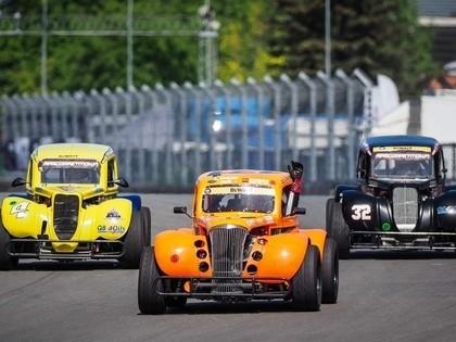 Zviedris un Rožkalns pārstāvēs Latviju 'Legend Cars World' finālā Lasvegasā