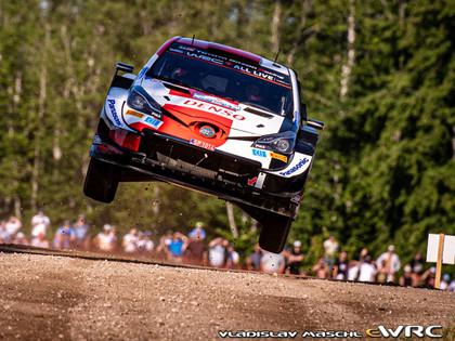 Rovanpera uzvar Igaunijā un kļūst par jaunāko WRC uzvarētāju, Sesks trešais klasē