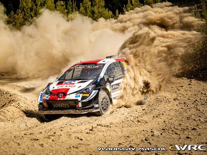 Rovanpera ar lielisku sniegumu Grieķijas rallijā izcīna otro uzvaru WRC karjerā