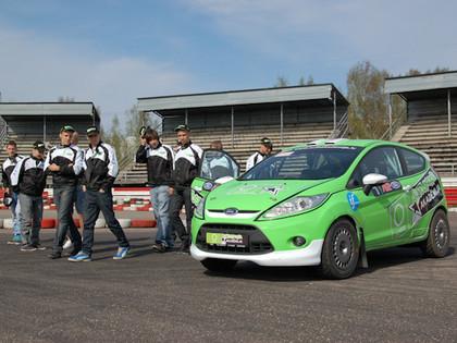 Jau šo trešdien Bauskā tiks noskaidroti OKartes Autosporta Akadēmijas finālisti