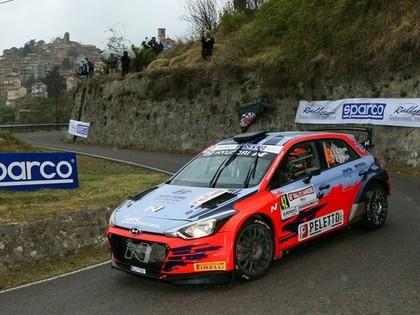 Brīnam sods un zaudēta 1.vieta Sanremo rallijā, Solbergs izstājas (PRECIZĒTS)