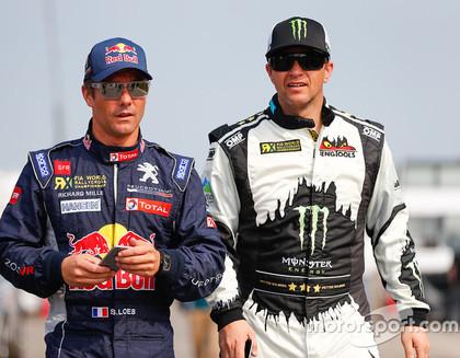 Lēbs atklāj Solberga komandas un VW pārākumu rallijkrosā