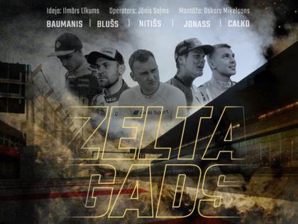 Tapusi dokumentālā filma par pieciem latviešu motorsportistiem