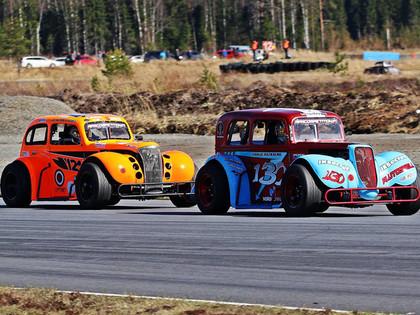 Latvijas Legend Cars braucēji sezonu sāk Somijā